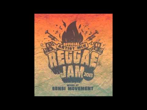 Reggae Jam Festival 2013 - Artist Mix by Sensi Movement