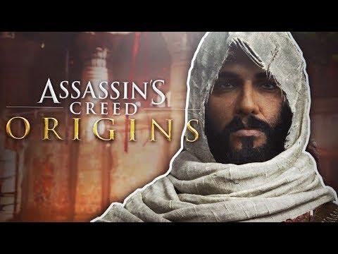 Assassin's Creed Origins | BEARDS! - Bayek Can Have A Beard & Possible Dynamic Beard Growth