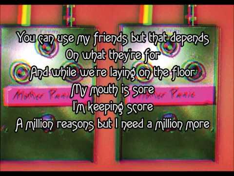 Millions - Gerard Way (Lyric Video)