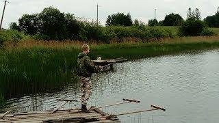 Приколы на охоте и рыбалке !!!ржач