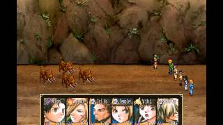"Suikoden ""The Sindar Rune"" Video Gameplay #1"