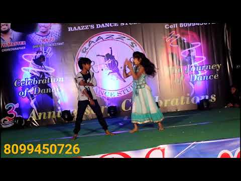 bunny bunny dance performence allu arjun song  by RDS DANCE STUDIO HYD