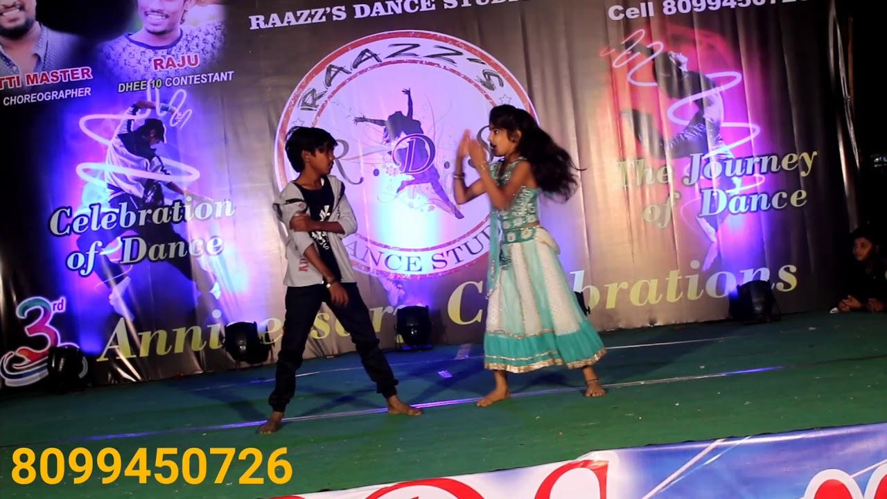 Download Bunny Bunny Dance performance Allu Arjun song  by RDS Dance Studio