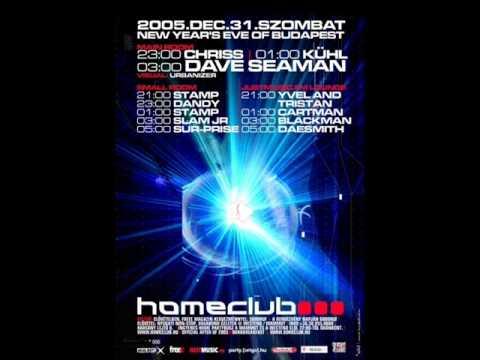 Dave Seaman - Live @ Home Club Budapest (2005.12.31.)