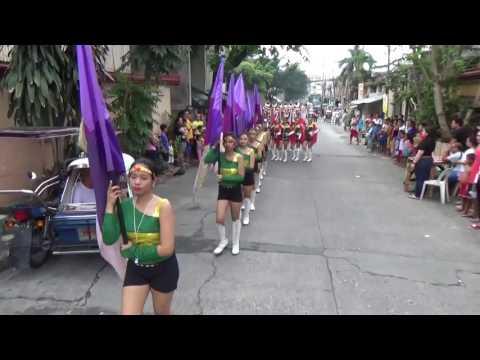Banda San Jose Best Marching 2016 @ Brgy. Mauway Mandaluyong City 006