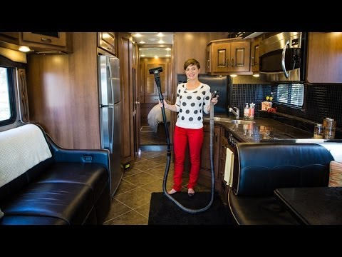 Rv Quick Tip How To Use The Rv Central Vacuum System
