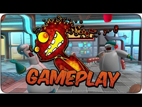 Splosion Man (Xbox Live Arcade)