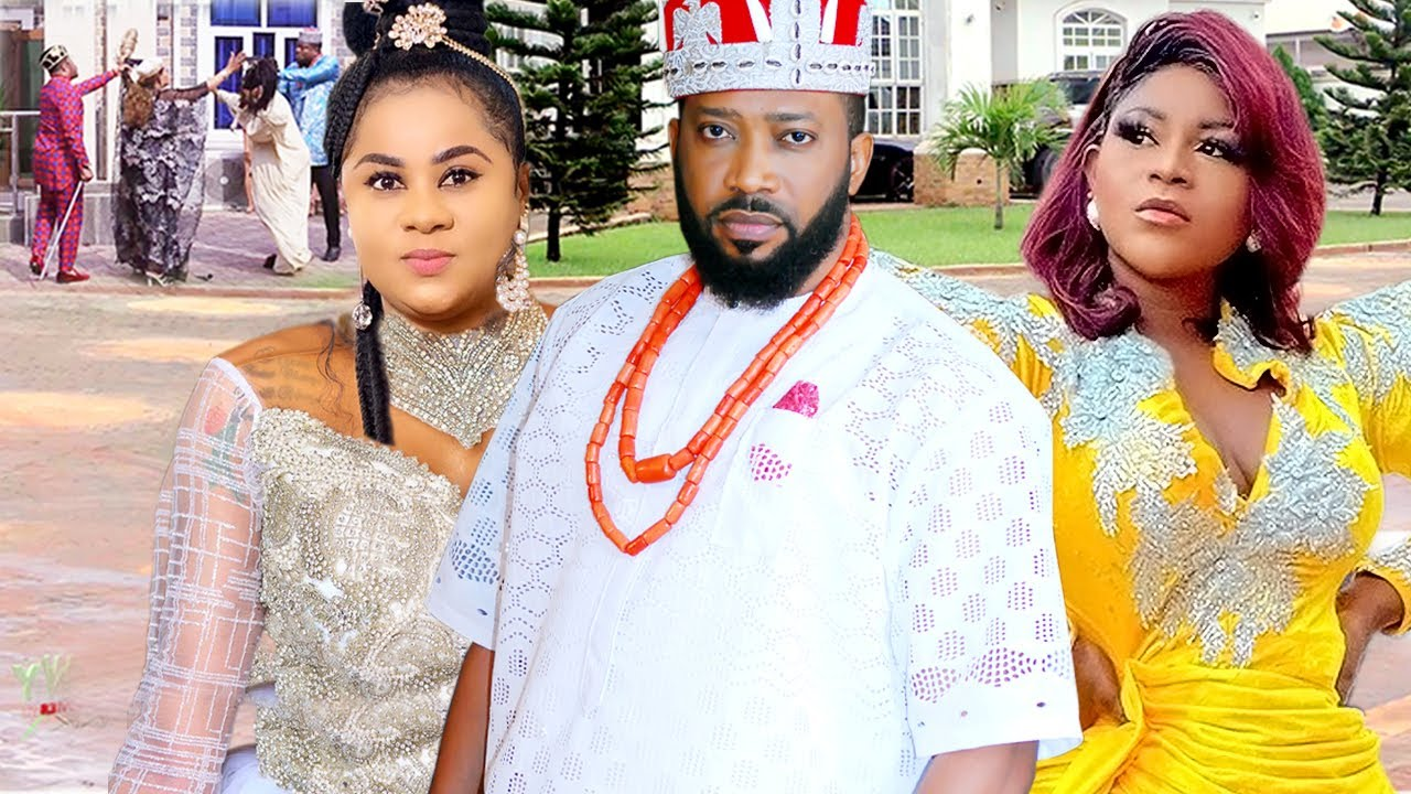 Download THE PRINCE IS MINE (NEW MOVIE ) - LATEST 2021 TRENDING NIGERIAN MOVIE.