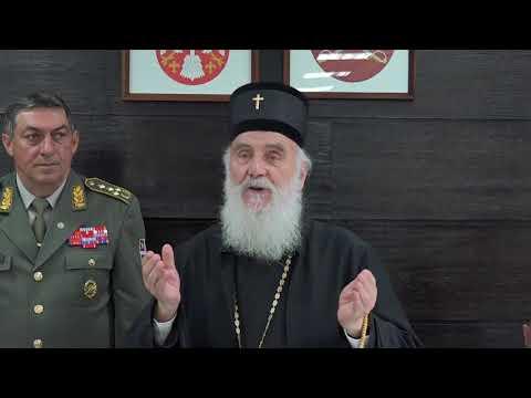 Obeležena Slava Generalštaba Vojske Srbije