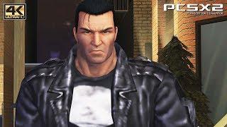 The Punisher - PS2 Gameplay UHD 4k 2160p (PCSX2)