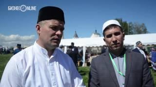 Как организовано питание участников  Изге Болгар җыены