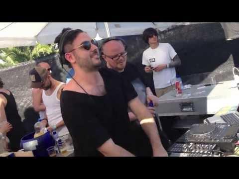 Download MARCO FARAONE B2B DAN DRASTIC at MOON HARBOUR Showcase, Barcelona (14JUN13)