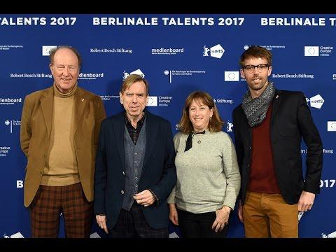 "BT 2017 | Timothy Spall, Heidi Levitt | ""Naked Cinema: A Set Is a Safe Haven"""