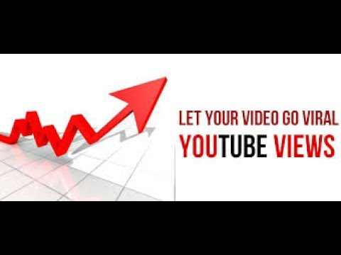 Get free views on YouTube videos 2017!! Get famous!! Link is in description