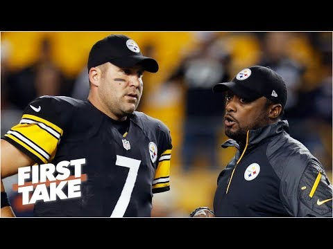 Are the Steelers' problems behind them after a 'cleansing' in the locker room? | First Take