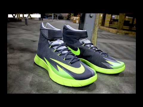 Top 5 Basketball Shoes of 2014-15 - YouTube
