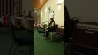 Songwriting sessions week 1 videos - Sarah Davidson  21/02/17