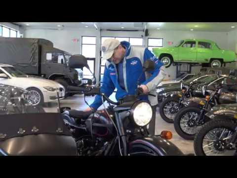 2011 Ural T, Detailed Overview, AlphaCars & Ural of New England