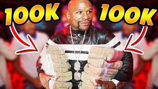 Top 10 INSANE Floyd Mayweather Purchases Where MONEY Didn't Matter