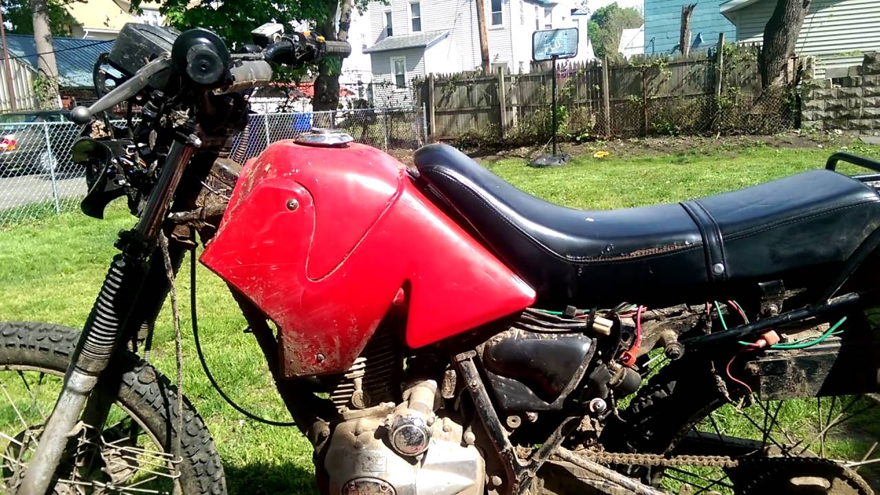 small resolution of 2004 panterra 125cc on off road dirt bike