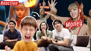 Download LISA - 'MONEY' EXCLUSIVE PERFORMANCE VIDEO [Reaction] | เอามั้ยลองไมค์