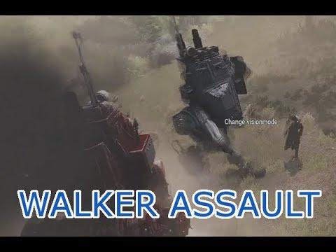 Warhammer 40k Walker Assault! Arma 3 Zeus ops (Feat, Warhammer 40k Mod Team)