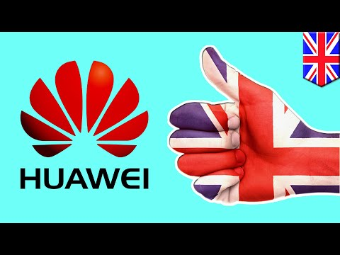 UK okays Huawei for 5G network tech despite fears -  TomoNews