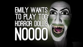 Emily Wants to Play 2 Gameplay Xbox One: HORROR DOLLS! JUMPSCARES! - Let's Play