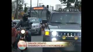 Anderson Silva vs Motoboys