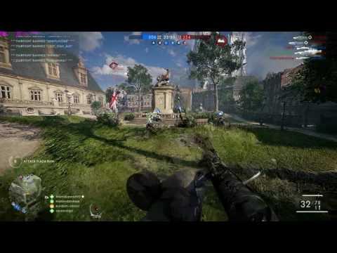 Battlefield 1 Multiplayer Gameplay  KURDISH Squad