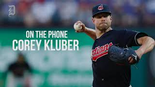 New Texas Ranger Corey Kluber says he is excited to be a Texas Ranger.