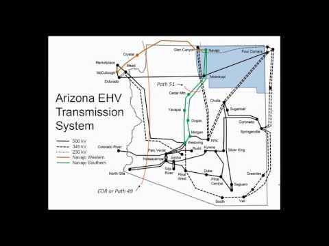 Re-Purposing Navajo Generating Station Transmission