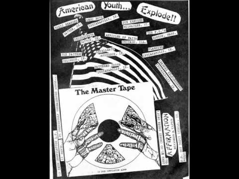 The Master Tape Vol.1 - Punk LP Compilation  (1982)