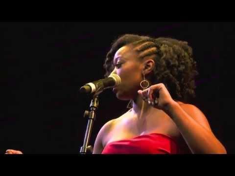 "Alicia Olatuja ""Serrado"" Feat. Christian McBride"