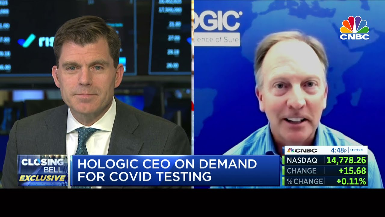 CEO Steve MacMillan on CNBC Closing Bell - July 29, 2021