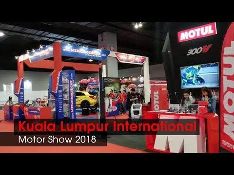 Live: Kuala Lumpur International Motor Show 2018 CGTN 带你参观2018吉隆坡国际汽车展