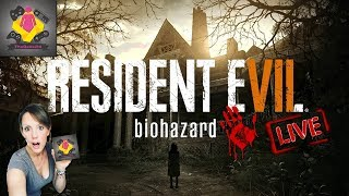 🔥Resident Evil 7 LIVE STREAM | Resident Evil 2 REMAKE HYPE!! UNLIMITED AMMO 🔥 TheGebs24