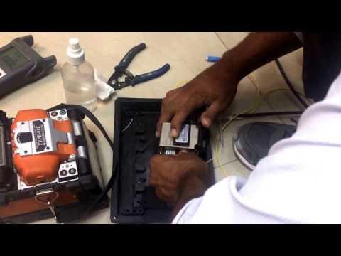 Optical Fiber Internet Setup and Installation