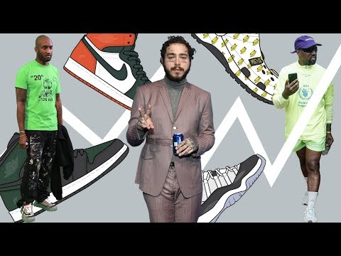 The 10 Most Valuable Sneakers of 2018 Q4