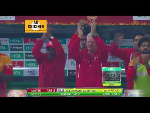 PSL Islamabad united team  New Song in 2017 full HD videos thumbnail