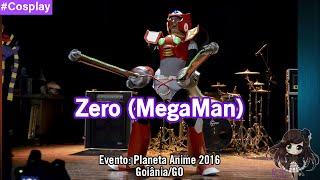 [Apres. Cosplay] Zero (MegaMan) [Planeta Anime 2016]
