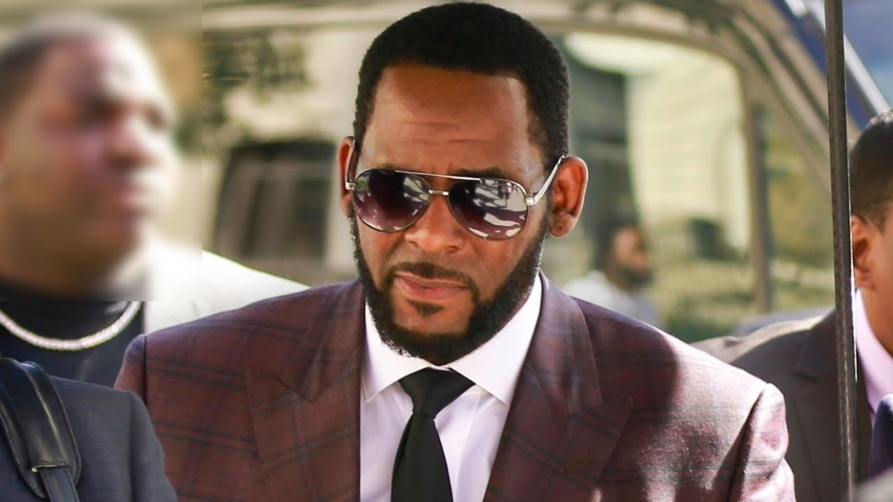 R. Kelly Found Guilty And Now Faces Decades In Prison
