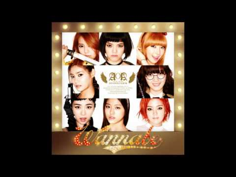 AOA - Happy Ending