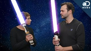 Why We Can't Have Lightsabers