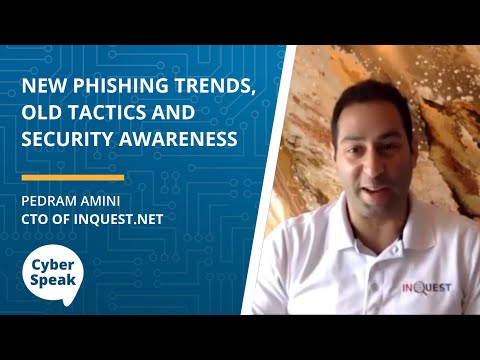 New Phishing Trends, Old Tactics and Security Awareness — CyberSpeak Podcast Mp3