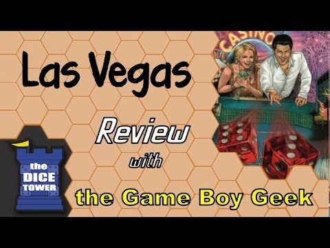 Las Vegas Review - with the Game Boy Geek