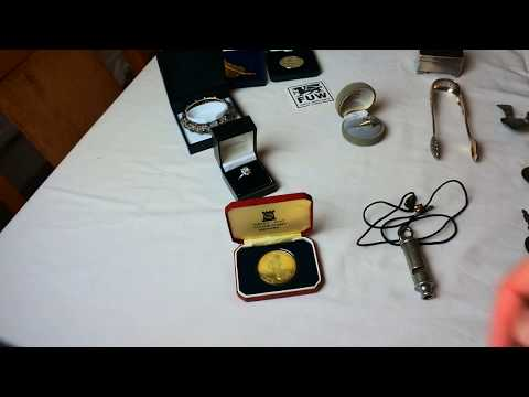 Car Boot Sale Haul Buying For Ebay Re Sale Selling, Gold Silver Jewellery etc
