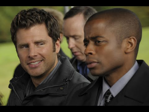 Everything We Learned About Psych: The Movie From Comic-Con