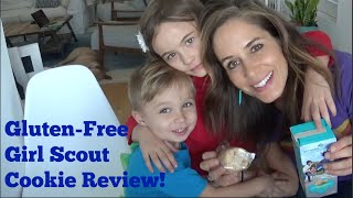 Gluten-Free Girl Scout Cookie Review!