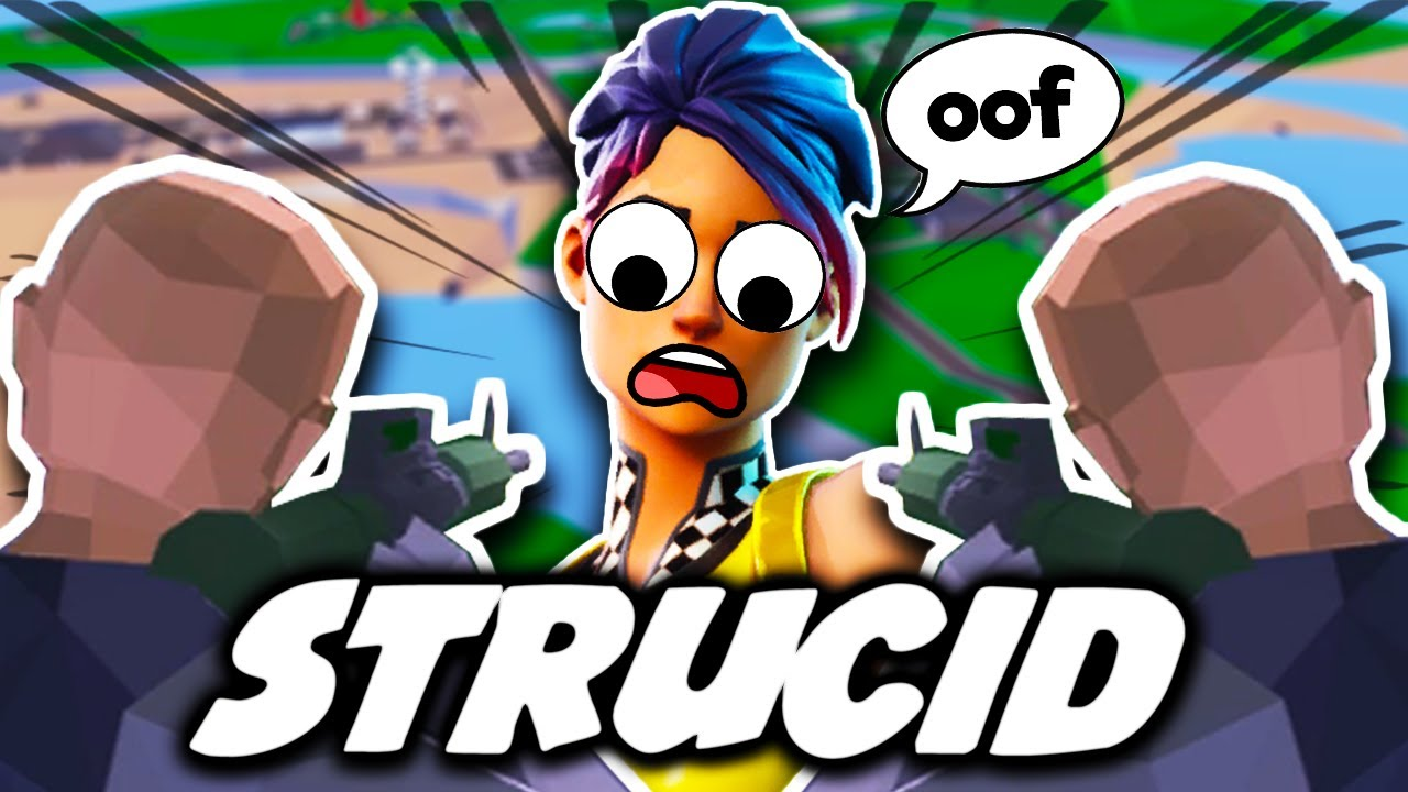 Trying out Strucid: The Ultimate Roblox Fortnite.... - YouTube